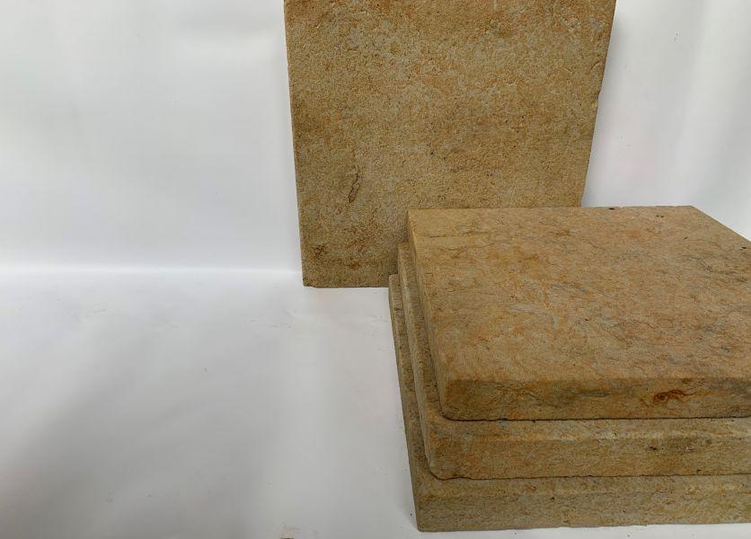 Pískovcová dlažba formátovaná