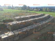 terasa z kamenů