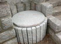 Kamenná palisáda