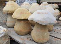 houby z pískovce