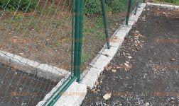 plotová podezdívka z kamene